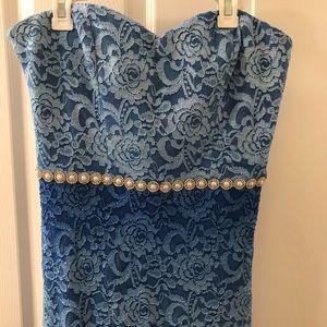 Winterball/Prom Dress Size 9